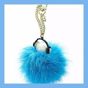 Accessories - Betsey Johnson Trolls XOXO Handbag Dangle